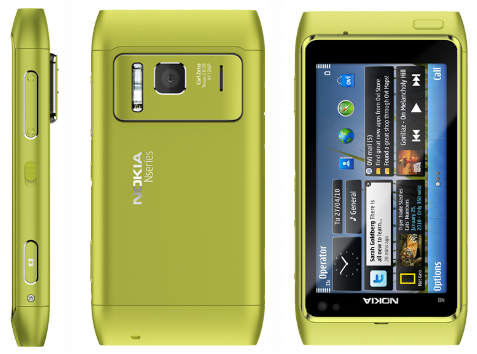 Nokia N8 Review | Review of the Nokia N8 | Compare ...